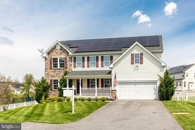343 Meadow Creek Drive, WESTMINSTER, MD 21158 (#MDCR203708) :: The Riffle Group of Keller Williams Select Realtors