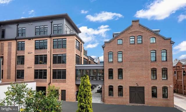 1311 E Street SE #28, WASHINGTON, DC 20003 (#DCDC516446) :: Crossman & Co. Real Estate