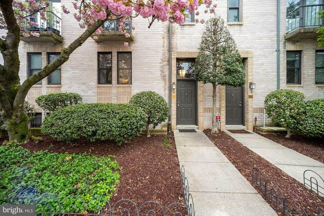 1325 13TH Street NW #14, WASHINGTON, DC 20005 (#DCDC516450) :: Ram Bala Associates | Keller Williams Realty