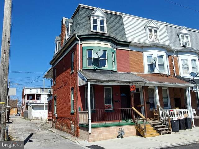 939 W Poplar Street, YORK, PA 17401 (#PAYK156200) :: The Joy Daniels Real Estate Group