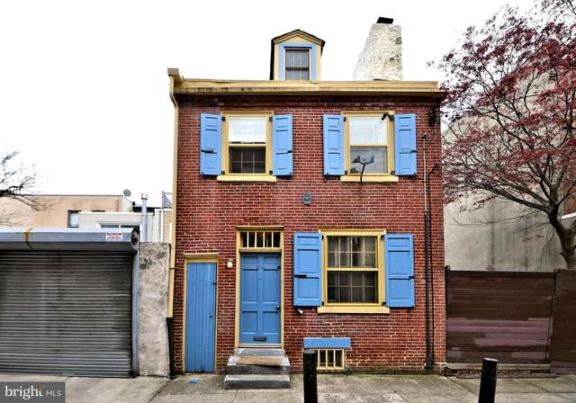 314 Fulton Street, PHILADELPHIA, PA 19147 (#PAPH1005592) :: Keller Williams Realty - Matt Fetick Team