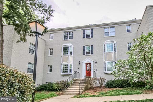 816 S Arlington Mill Drive 5-303, ARLINGTON, VA 22204 (#VAAR179436) :: City Smart Living