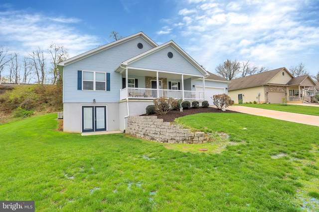 1 Colonial Court, SHIPPENSBURG, PA 17257 (#PACB133770) :: The Joy Daniels Real Estate Group