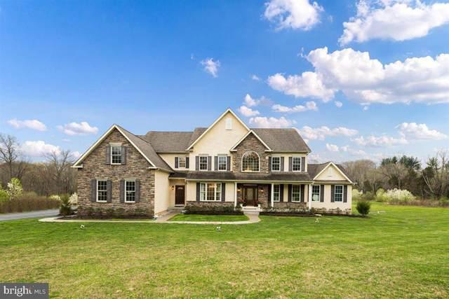 262 Pineville Road, NEWTOWN, PA 18940 (MLS #PABU524532) :: Maryland Shore Living | Benson & Mangold Real Estate