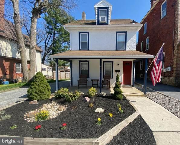 412 Washington Avenue, DOWNINGTOWN, PA 19335 (#PACT533432) :: Keller Williams Real Estate