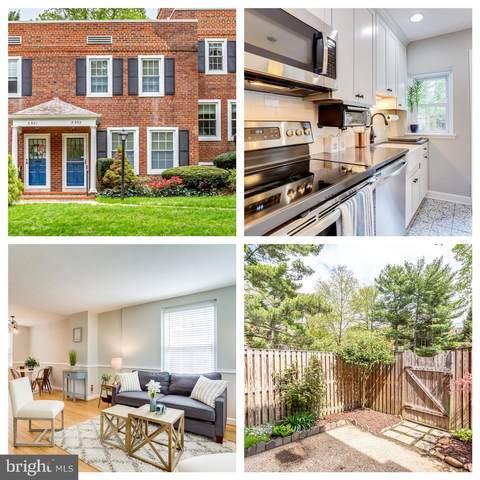 2903 S Columbus Street, ARLINGTON, VA 22206 (#VAAR179448) :: Dart Homes