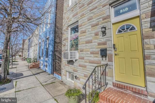 319 S Conkling Street, BALTIMORE, MD 21224 (#MDBA546664) :: Sunrise Home Sales Team of Mackintosh Inc Realtors