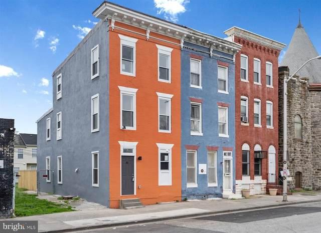 611 Baker Street, BALTIMORE, MD 21217 (#MDBA546668) :: Berkshire Hathaway HomeServices McNelis Group Properties