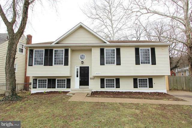 4333 Torque Street, CAPITOL HEIGHTS, MD 20743 (#MDPG602788) :: Realty One Group Performance