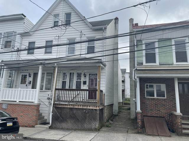 457 North Street, MINERSVILLE, PA 17954 (#PASK134866) :: Pearson Smith Realty