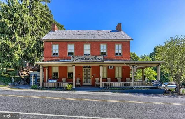 1325 Old Route 30, ORRTANNA, PA 17353 (#PAAD115678) :: Flinchbaugh & Associates