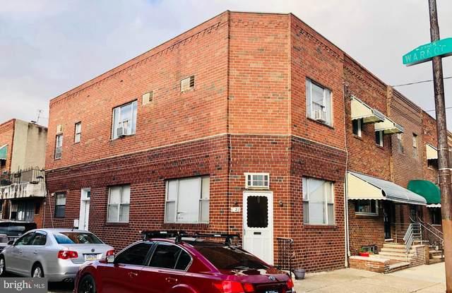 1027 W Ritner Street, PHILADELPHIA, PA 19148 (#PAPH1005674) :: Talbot Greenya Group
