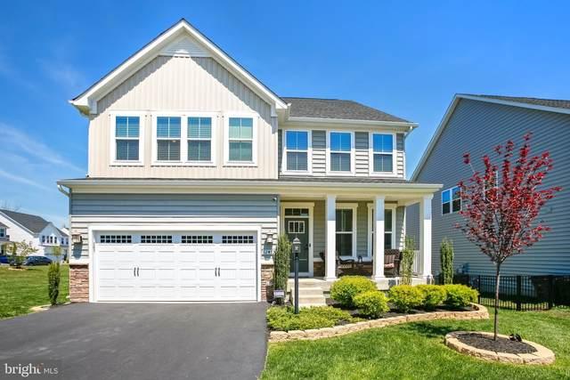 12475 Southington Drive, WOODBRIDGE, VA 22192 (#VAPW519494) :: Grace Perez Homes