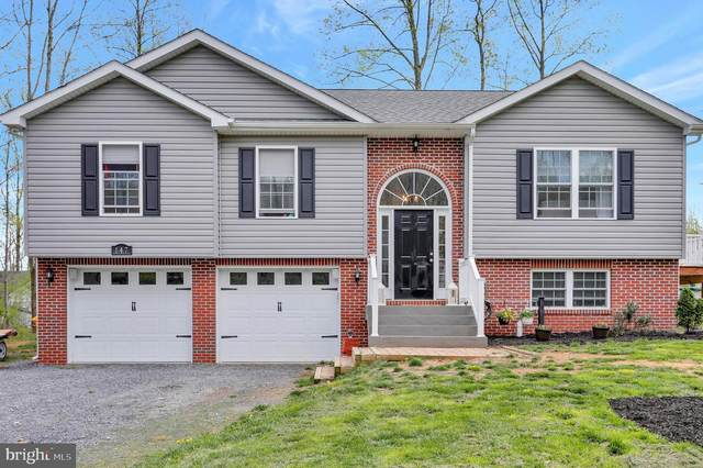 147 Beaver Trail, WINCHESTER, VA 22602 (#VAFV163446) :: Realty One Group Performance