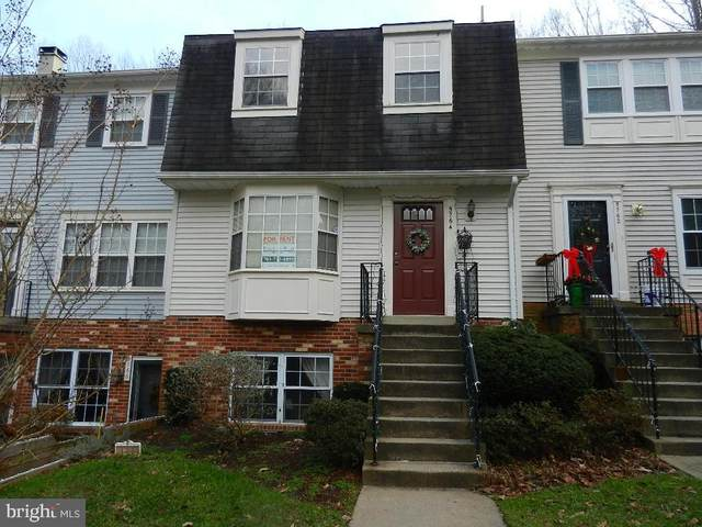 5764 First Landing Way #104, BURKE, VA 22015 (#VAFX1192872) :: Debbie Dogrul Associates - Long and Foster Real Estate