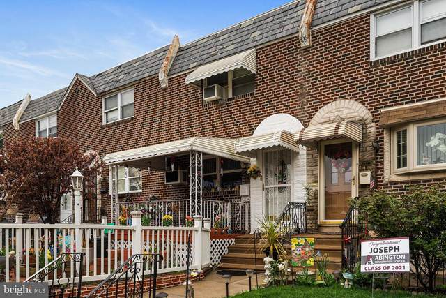 6415 Eastwood Street, PHILADELPHIA, PA 19149 (#PAPH1005762) :: Keller Williams Realty - Matt Fetick Team