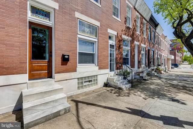 829 S Conkling Street, BALTIMORE, MD 21224 (#MDBA546696) :: Dart Homes