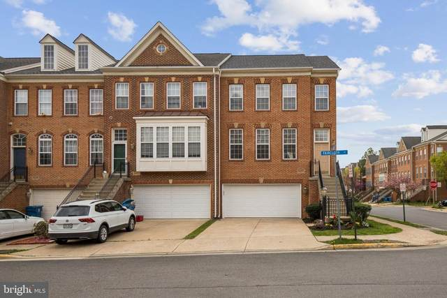 5653 Faircloth Court, CENTREVILLE, VA 20120 (#VAFX1192880) :: Charis Realty Group