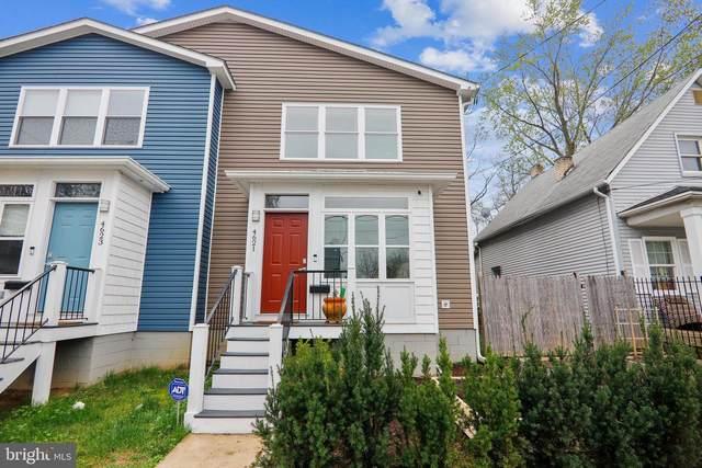4621 Kane Place NE, WASHINGTON, DC 20019 (#DCDC516490) :: Berkshire Hathaway HomeServices McNelis Group Properties