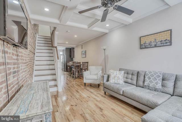 829 S Decker Avenue, BALTIMORE, MD 21224 (#MDBA546710) :: Realty One Group Performance