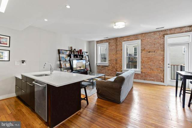 1801 Wyoming Avenue NW #44, WASHINGTON, DC 20009 (#DCDC516502) :: Crossman & Co. Real Estate