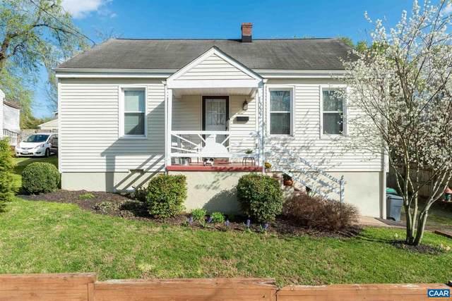 1002 Rayon St, CHARLOTTESVILLE, VA 22902 (#615744) :: Berkshire Hathaway HomeServices McNelis Group Properties