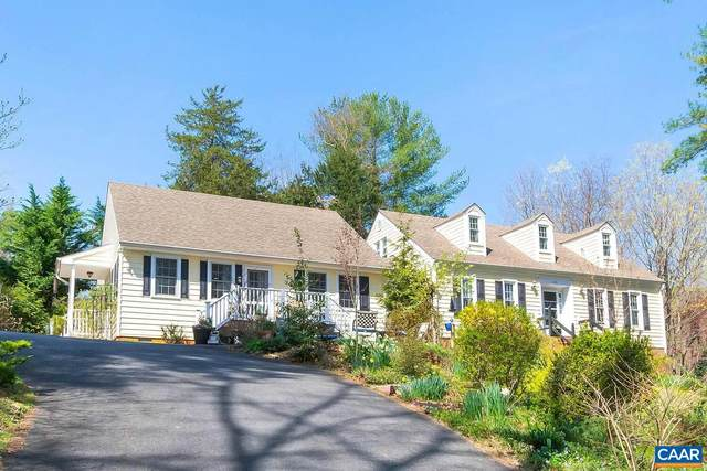 1909 Dellwood Rd, CHARLOTTESVILLE, VA 22901 (#615800) :: Dart Homes