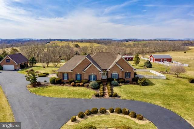 2390 Battlefield Road, GROTTOES, VA 24441 (#VAAG100312) :: Bruce & Tanya and Associates