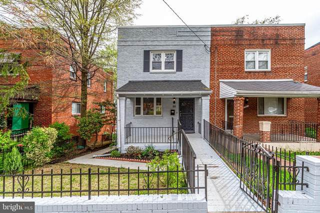 88 54TH Street SE, WASHINGTON, DC 20019 (#DCDC516512) :: Realty One Group Performance