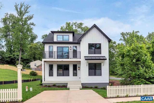 209A Belvedere Boulevard, CHARLOTTESVILLE, VA 22901 (#614545) :: Corner House Realty