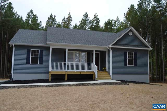 lot 43 Georgia Creek Rd, SCOTTSVILLE, VA 24590 (#615874) :: City Smart Living