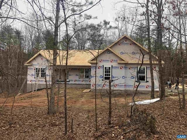 132 Pinehurst Dr, GORDONSVILLE, VA 22942 (#615487) :: Corner House Realty