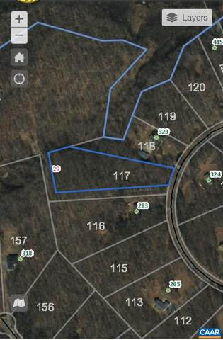 Lot 117 Fisher Drive #117, MINERAL, VA 23117 (#615876) :: The Mike Coleman Team