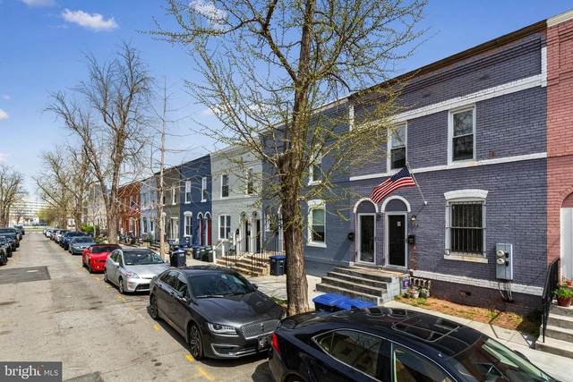 1234 Carrollsburg Place SW, WASHINGTON, DC 20024 (#DCDC516522) :: Ram Bala Associates | Keller Williams Realty