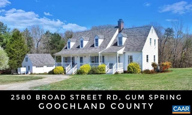2580 Broad Street Rd, GUM SPRING, VA 23065 (#615616) :: City Smart Living