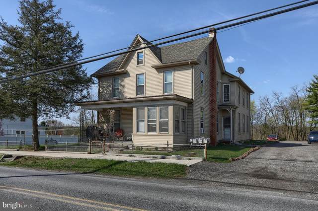 320 N Hanover Street, HERSHEY, PA 17033 (#PADA132136) :: Flinchbaugh & Associates