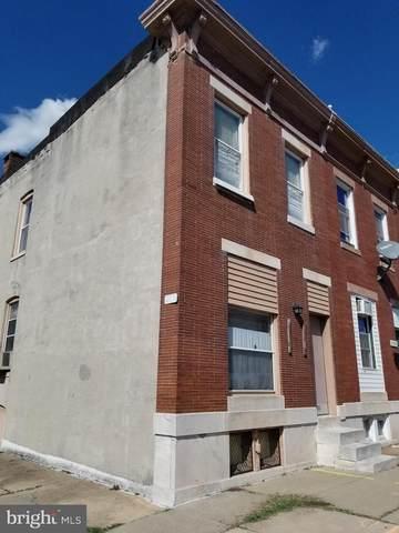3118 E Monument Street, BALTIMORE, MD 21205 (#MDBA546726) :: Dart Homes
