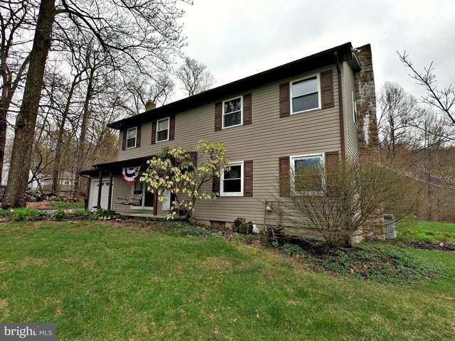 75 Pricetown Road, FLEETWOOD, PA 19522 (#PABK375780) :: Keller Williams Real Estate