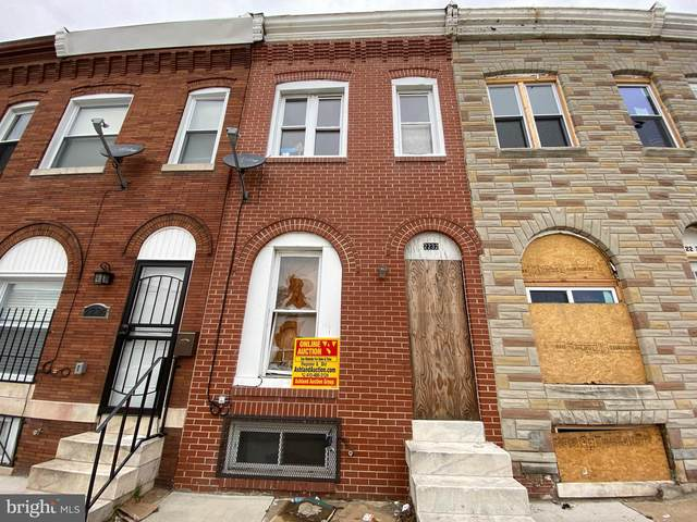 2232 E Oliver Street, BALTIMORE, MD 21213 (MLS #MDBA546732) :: Maryland Shore Living | Benson & Mangold Real Estate