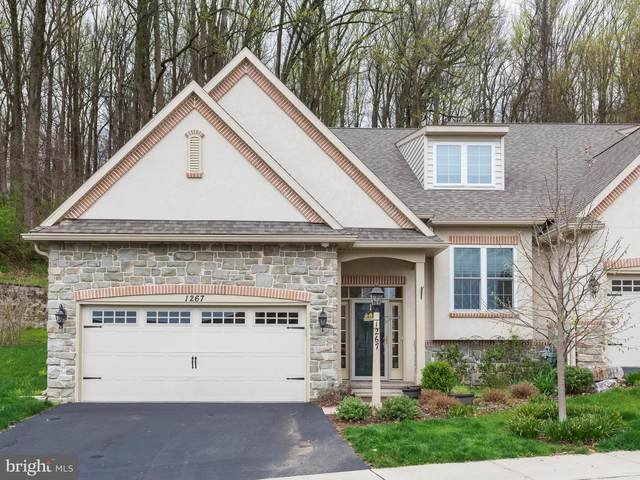 1267 S Red Maple Way, DOWNINGTOWN, PA 19335 (#PACT533494) :: Keller Williams Real Estate