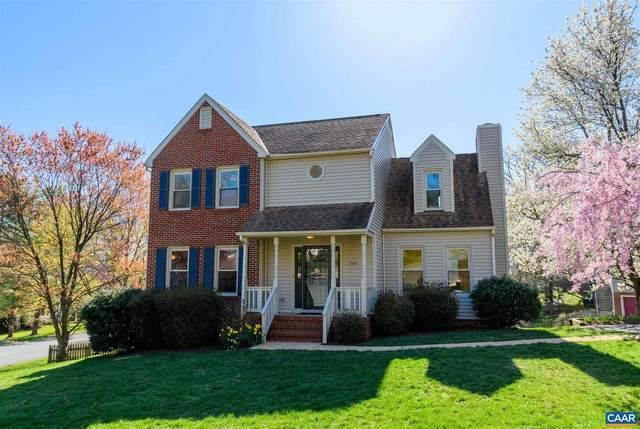 1545 Surry Hill Ct, CHARLOTTESVILLE, VA 22901 (#615728) :: Colgan Real Estate
