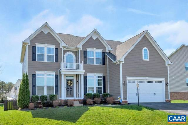246 Turkey Trot Ln, GORDONSVILLE, VA 22942 (#615743) :: Corner House Realty