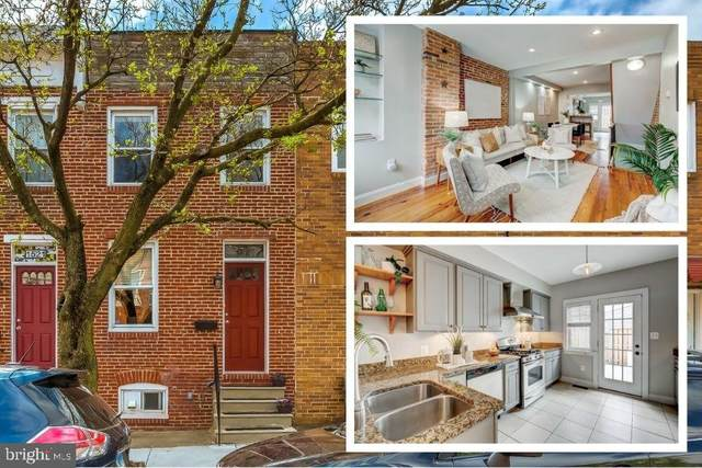 1519 E Clement Street, BALTIMORE, MD 21230 (#MDBA546736) :: SURE Sales Group