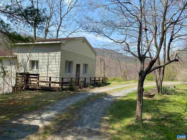 3820 Spotswood Trail, STANARDSVILLE, VA 22973 (#615918) :: ROSS | RESIDENTIAL