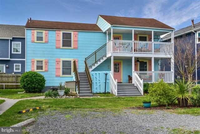 207 6TH Street 70A, OCEAN CITY, MD 21842 (#MDWO121640) :: CoastLine Realty