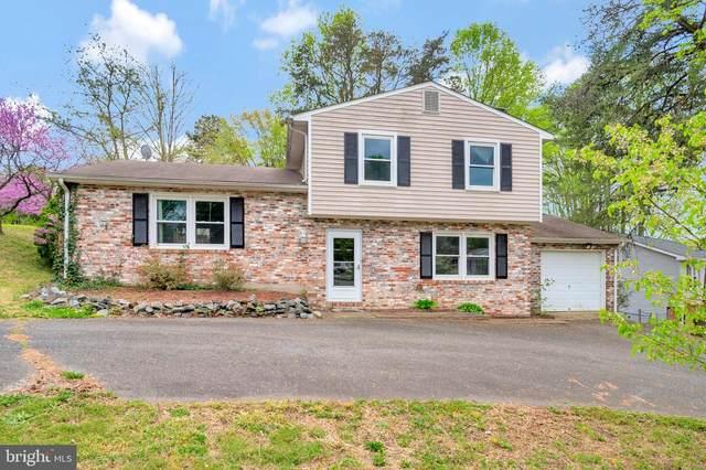 6010 Collier Drive, FREDERICKSBURG, VA 22407 (#VASP230448) :: Corner House Realty