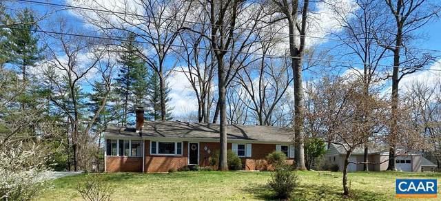 1201 Oak Hill Drive, CHARLOTTESVILLE, VA 22902 (#615721) :: ROSS | RESIDENTIAL