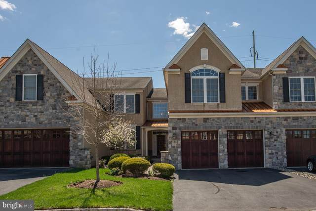 124 Carriage Court, PLYMOUTH MEETING, PA 19462 (#PAMC688956) :: REMAX Horizons
