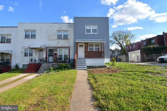 2651 Rayner Avenue, BALTIMORE, MD 21216 (#MDBA546758) :: Berkshire Hathaway HomeServices McNelis Group Properties
