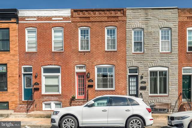705 S East Avenue, BALTIMORE, MD 21224 (#MDBA546764) :: Berkshire Hathaway HomeServices McNelis Group Properties